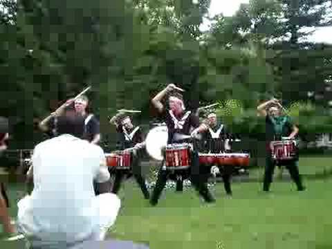 Cavaliers Drum Feature Finals 2008