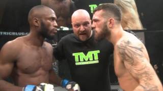 TMT 6 - Martin Hudson VS Alex Lohore