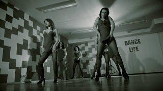 Стрип пластика в Белгороде. Школа танцев Dance Life. Strip plastic dance. Уроки танцев для девушек