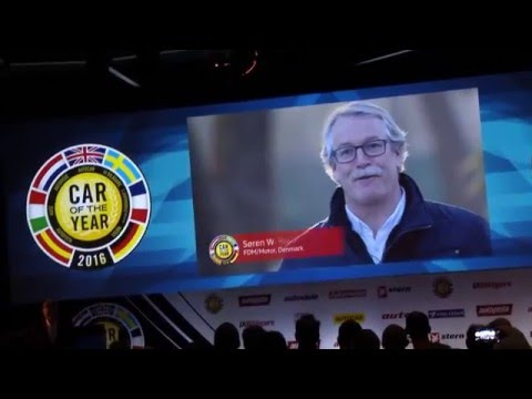 New Opel Astra is Car of the Year 2016 - Auto Industrial Porto