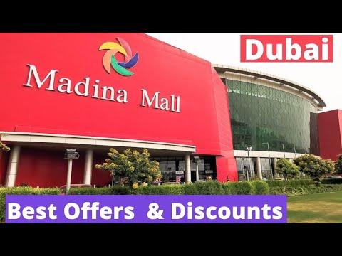 Madina Mall in Dubai I Shopping – Discount – Offers – Sale