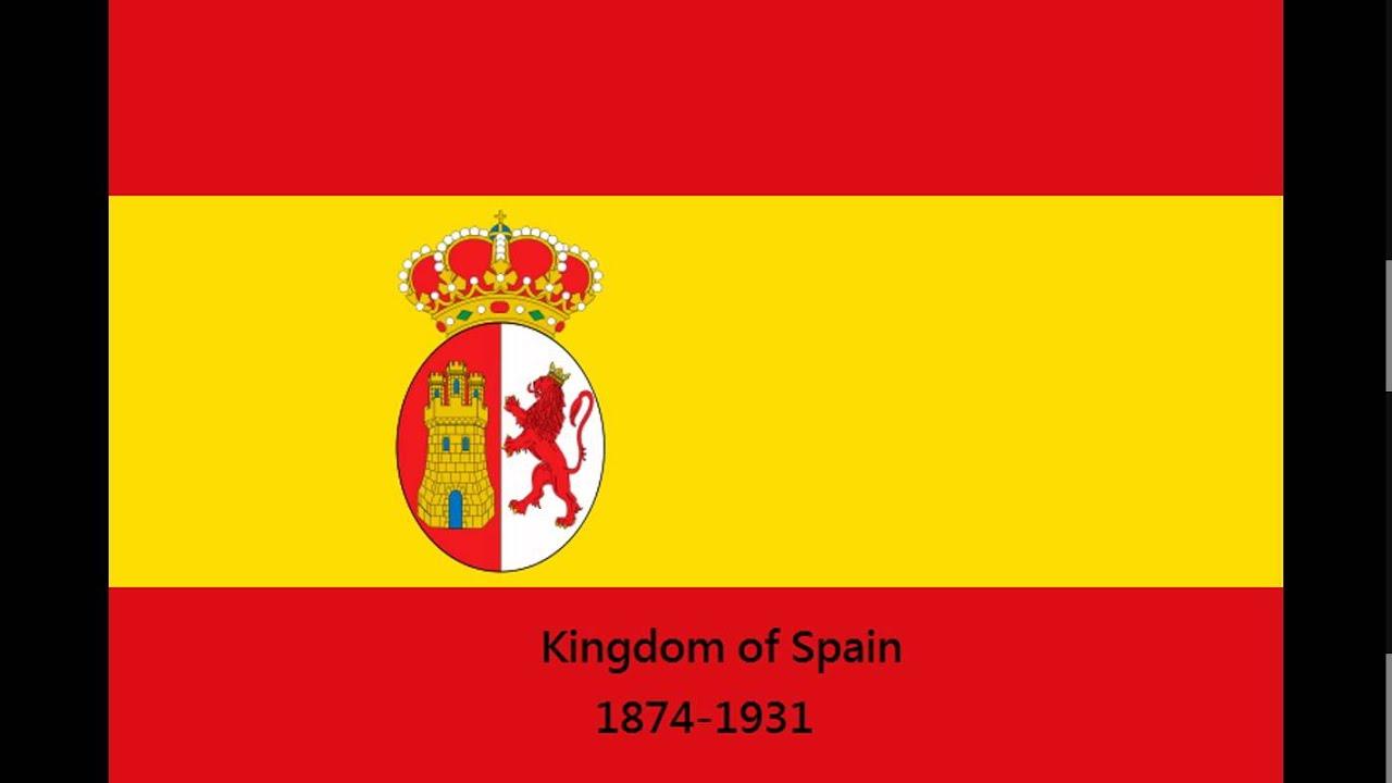 History Flag Of Spain Youtube