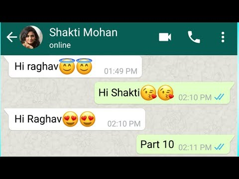 Raghav Juyal And Shakti Mohan Funny Moments Of  WhatsApp Chat - Part 10   Dance Plus Star Plus