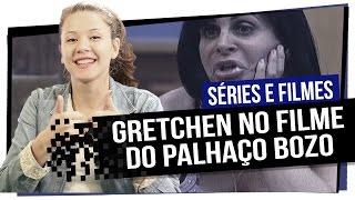 Gretchen no filme do Palhaço Bozo