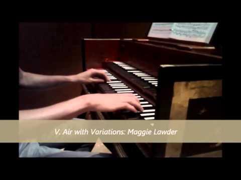 """Scottish Suite"" for harpsichord (Bagan/McGibbon)"
