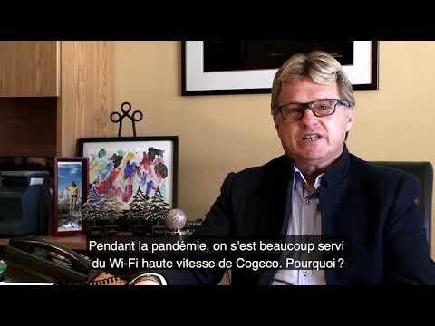 Restez connectés - Cogeco et  la Fondation médicale des Laurentides et des Pays-d'en-Haut