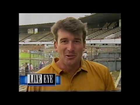 Tony Lockett Misses a plane to Adelaide