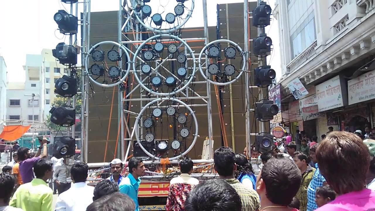Rich Audio Sound Check Dr Ambedkar Jayanti Solapur 2015