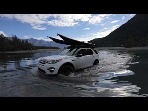 Alex Strohl: Alive in Alaska   Land Rover USA