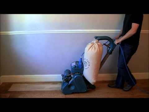 Belt or Drum Sander - Floor Sanding Part 1