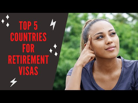 Top 5 Countries for Retirement Visas & Cost of Living! from YouTube · Duration:  15 minutes 20 seconds