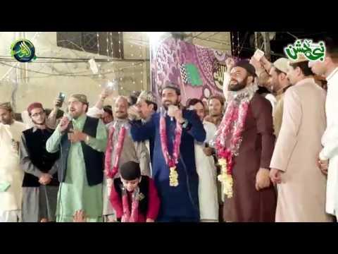 MERI ROOH PAI RAB RAB KARDI AYE Dil Karda Allah Qari Shahid Mahmood Qadri  in Nabi ka Jashan 2016 Y