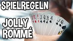 Jolly Anleitung Deutsch (Romeé Spielregeln | Rummy Kartenspiel) | thajo