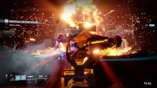 Destiny 2 Nightfall Rats King Speed Run
