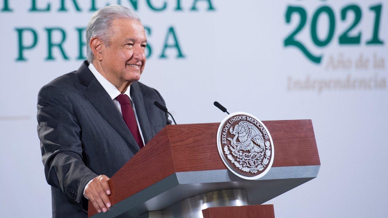 Download Vacunas contra COVID-19 aplicadas en México son seguras y eficaces. Conferencia presidente AMLO