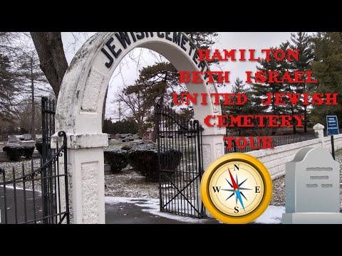 Beth Israel/Hamilton United Jewish Cemetery Fairfield OH - Fall 2018