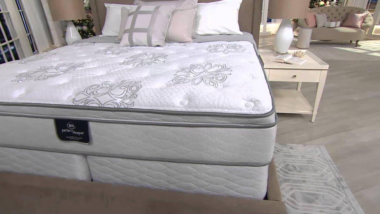 Serta Perfect Sleeper Private Luxury 12.5\