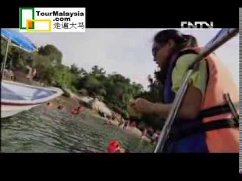 [English] Malaysia Pangkor Island, Penang and Langkawi travelogue by CCTV