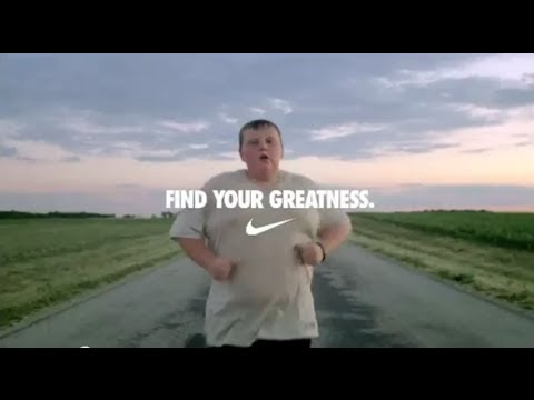 Shine Quote Wallpaper Nike Find Your Greatness Youtube