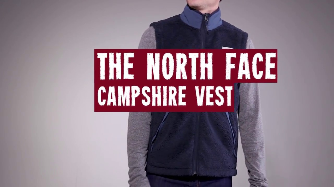 9863c20f8 The North Face Men's Campshire Vest 2017 Review