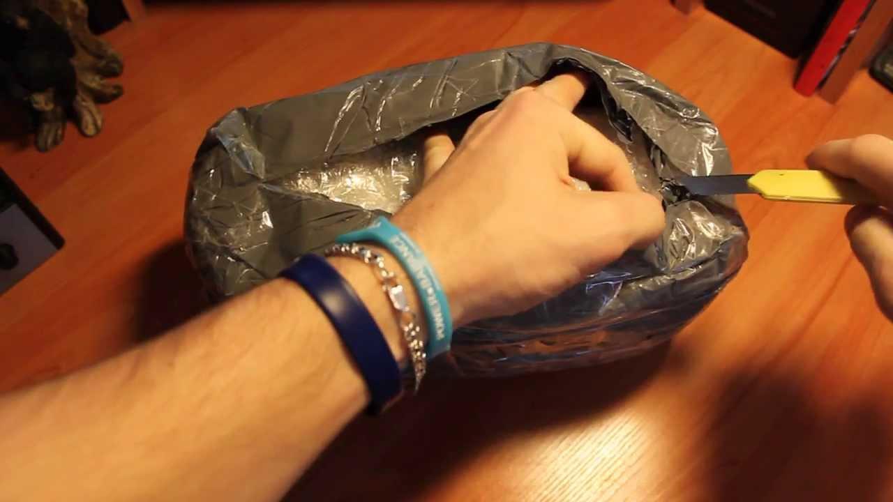 Распаковка посылки из Китая с Aliexpress (unboxing №23) Кроссовки Adidas ADIZERO F50 за 38$