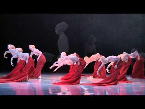 """""""Folding"""" di Shen Wei Dance Arts"""