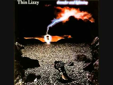 Thin Lizzy The Holy War[1983]+Lyrics