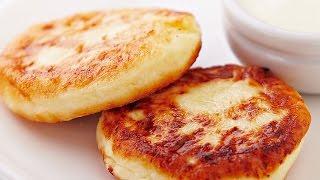 Сырники из творога. Пошаговый рецепт.