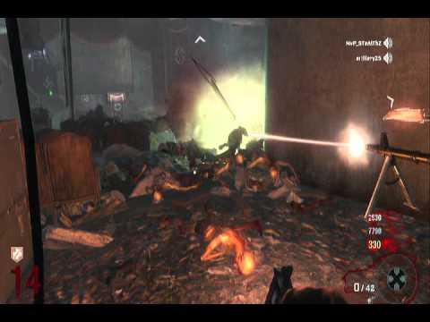 | Powertainment | Nazi Zombies Gameplay GLITCH |