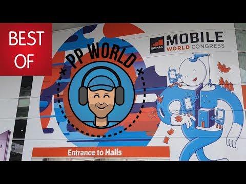 Mobile World Congress 2018 : Best Of ! (1 de 2)