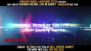 kanwar grewal live in surrey vancouver advt by jcee dhanoa
