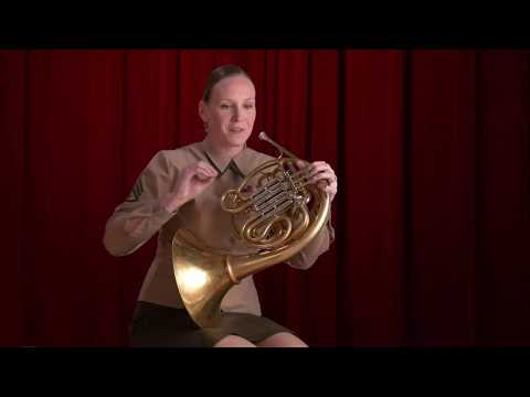 Breana Wiener's french horn solo, Mozart's Horn Concerto No.3. from YouTube · Duration:  3 minutes 25 seconds