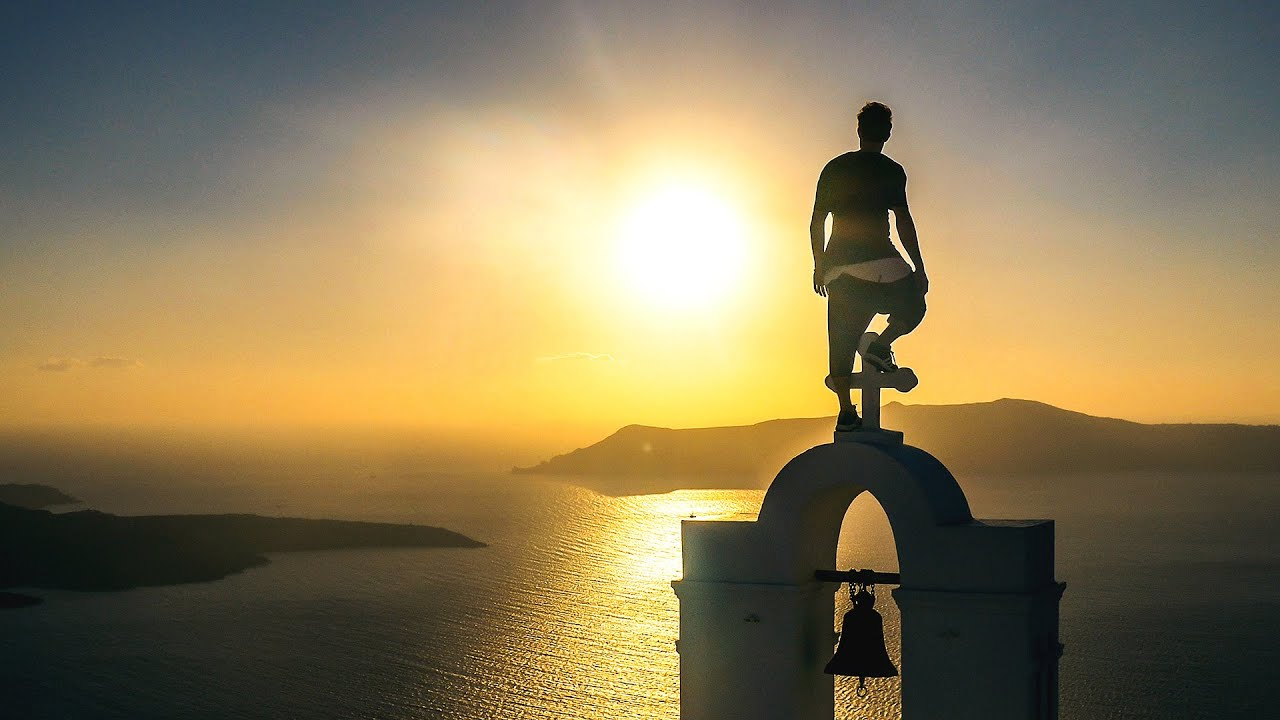 Hd Le Parkour Wallpapers Wallpaper Cave Santorini White Roofs Under My Feet Team Jestion 4k You