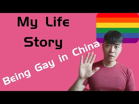 Being Gay In China Is...[My Life Story]