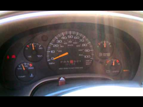 2000 astrovan crazy dash youtube 2001 chevrolet van 2000 astrovan crazy dash