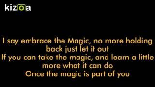 Kizoa [Hasbro Studios] MLP EG Legend of Everfree Embrace the Magic Lyrics
