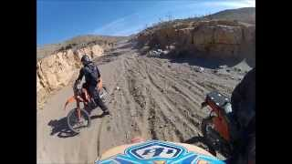 EPIC - Mojave Desert Dirt Bike/RV Trip - February 23-27, 2012