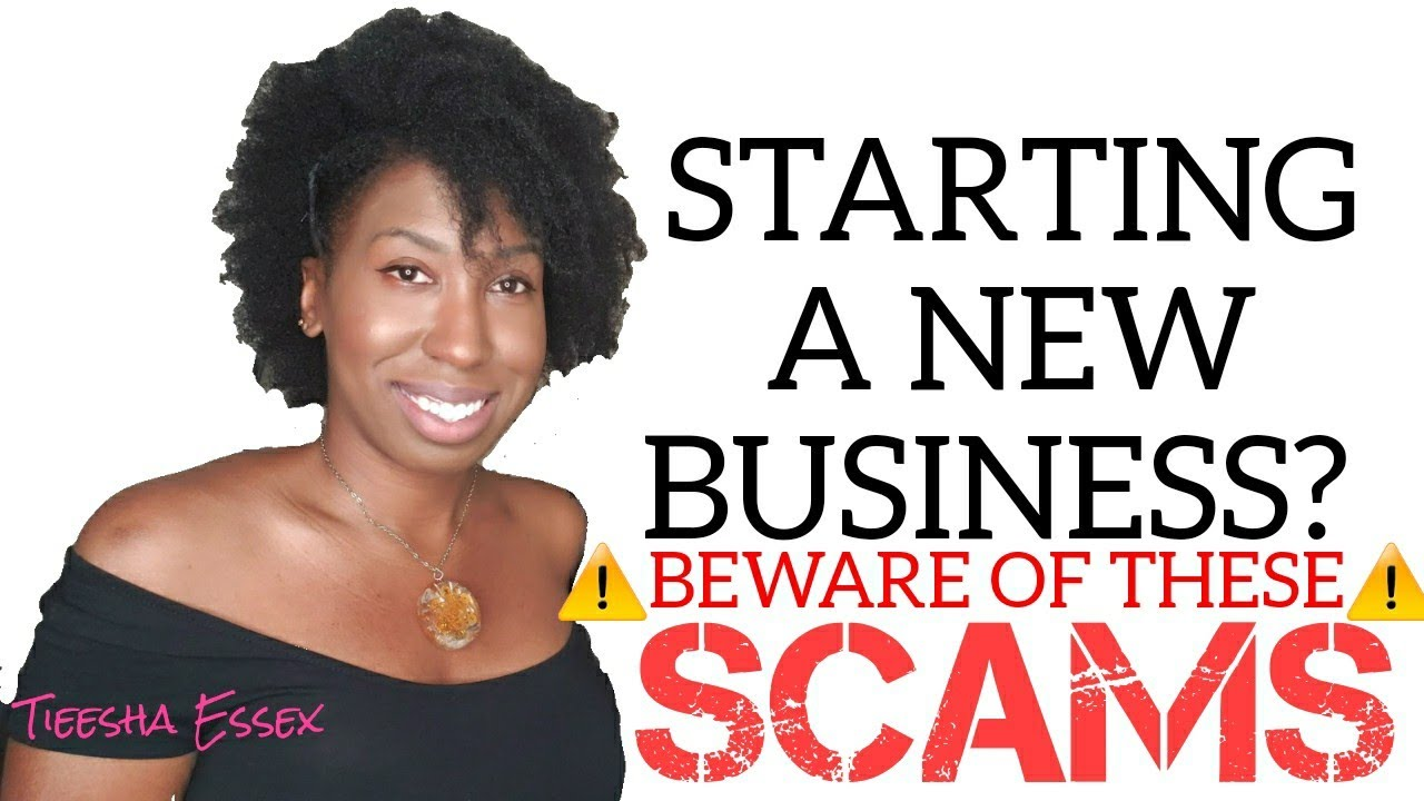 SCAMS that target SMALL BUSINESSES | Website Squatting | Trademark SCAMS | Social Media HACKING 2020