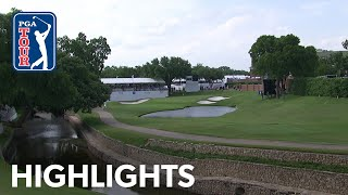 Highlights | Round 2 | Charles Schwab 2019