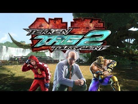 Tekken Tag Tournament 2 Online Battles: The Return of The Doctor!!