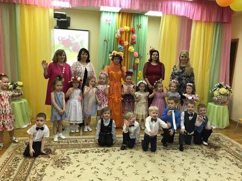 Утренник в детском саду к 8 марта.г. Среднеуральск.