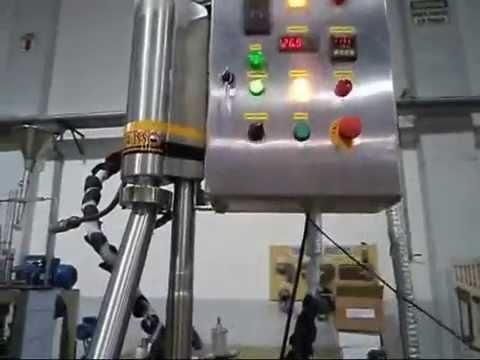 Dosificador de nitr geno l quido frusso youtube for Nitrogeno liquido para cocinar