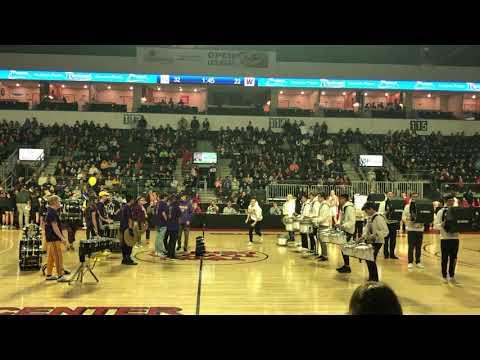 Eastmont vs Wenatchee High school Drumline Battle 2020??????????????????