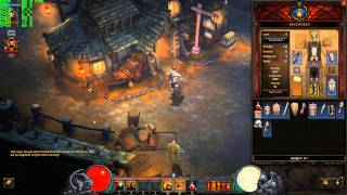 Diablo III - MSI GTX 980 Gaming - 4K DSR Ultra Settings Gameplay Performance