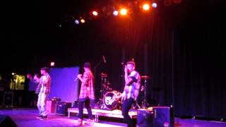 Earned It & Get Used To This (The Bomb Digz 5/3/15 the TLA)