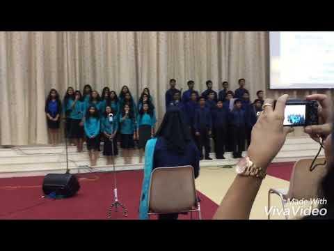 DBA Sunday School Choir 2018 , Before The Throne Of God Above