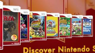 Wii Mini & Nintendo Selects Launch Trailer Wii