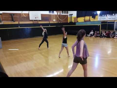 Priscilla's IB Group Dance