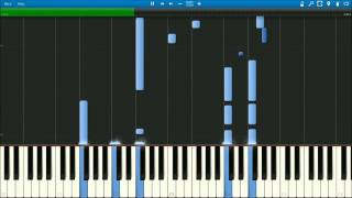 Chris Brown Next To You ft Justin Bieber (piano cover) keyboard tutorial