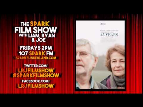 45 Years review (Spark Film Show)